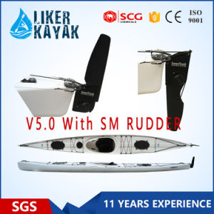 5.0m Professional One Person Sit in Ocean Kayak Boat pictures & photos