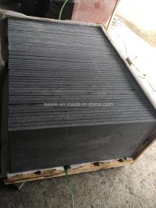 G684 Black Basalt Paving Stone Granite Wall Tile pictures & photos