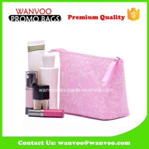 Plastic PVC Cosmetic Bag Cheap Screen Printing for Wholesale pictures & photos