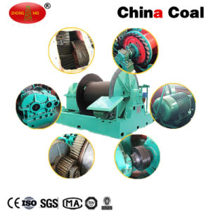 Fast Speed Mine Electric Winch pictures & photos