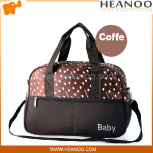 Cute Maternity Blue Best Daddy Mummy Baby Changing Diaper Bags pictures & photos