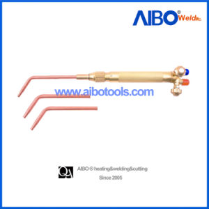 American Type Heavy Duty Welding Torch with Three Heating Nozzles (2W1116) pictures & photos