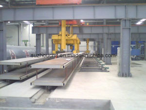 Autoclaved Aerated Concrete Production Line Project pictures & photos