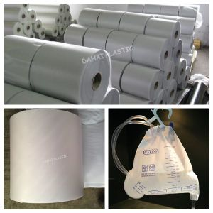 0.12mm PVC Film for Medical Use pictures & photos