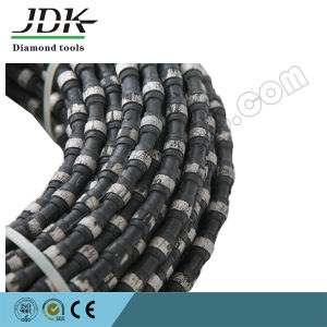 Good Quality Diamond Wire Saw for Marble Quarry/Block Tools pictures & photos