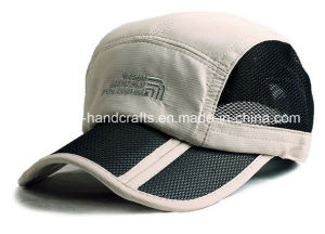 Wholesale Cheap 5 Panel Embroidery Dri-Fit Caps pictures & photos