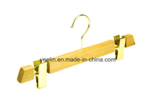 Pants Hanger. Trousers / Jeans / Skirts Hanger (YLWD-d2) pictures & photos
