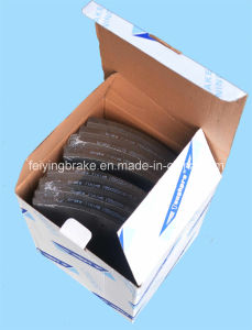 Japanese Trailler 44066-90118 Brake Lining Asbestos Free pictures & photos