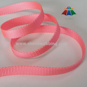 15mm Pink Flat Nylon Webbing for Dog Collar and Leash pictures & photos