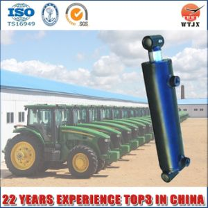 Double Acting Piston Hydraulic Cylinder for Agricultural Machinery pictures & photos