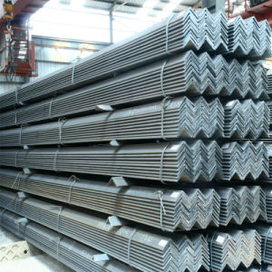 JIS Standard Equal and Unequal Steel Angle From China Tangshan Manufacture (ss400 20-200mm) pictures & photos
