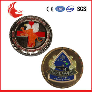 Promotional Cheap Wholesale Custom Metal Religious Coin pictures & photos