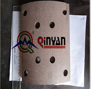 Az9231342018 Qinyan Brand HOWO Heavy Duty Truck Brake Lining pictures & photos