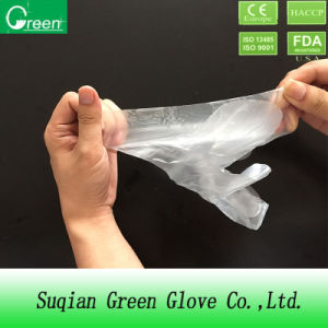 Food Processing Disposable PE Plastic Glove pictures & photos