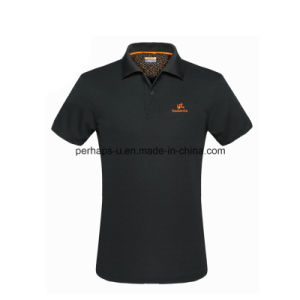 New Design Skinny Embroidered Men Polo Shirt Sports Clothes pictures & photos