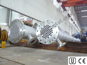Chemical Industry 316L Heat Exchanger pictures & photos
