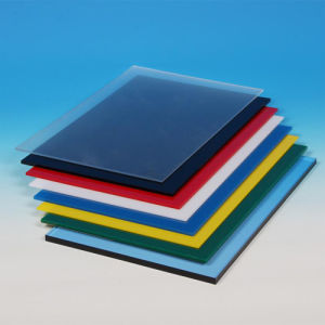 Cast Acrylic Sheets of Low Cost and Good Quality
