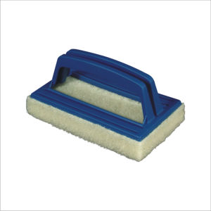 Scrubber Pad Brush for Swimming Pool pictures & photos