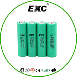 Samsung Inr 18650 25r Rechargeable Battery 35A High Discharge 3.7V 2500 mAh Samsung Inr18650-25r pictures & photos