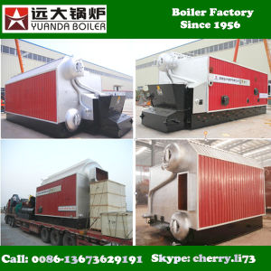 Biomass Steam Boiler 4 Tons/Hour Fired by Coal, Wood, Saw Dust pictures & photos