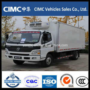 China Foton Forland Refrigerated Van Truck pictures & photos