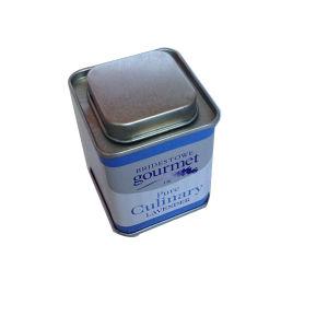 Custom Promotional Screen Printing Metal Tinplate Badge Tea Tin pictures & photos