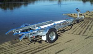 Hot Galvanising Boat Trailer Braked Cbt-J54