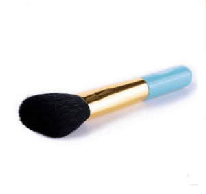 Oblique Head Contour Wool Flat Type Cosmetic Brush pictures & photos