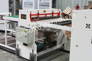 PC Two Screws Plastic Hard Luggage Sheet Extruder Machine (Yx-22p) pictures & photos
