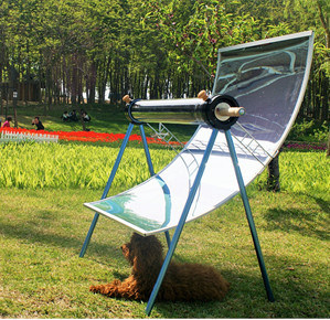 Foldable Vacuum Solar Cooker Solar Barbecue pictures & photos