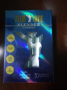 Majestic Slender Slim Life Slimming Capsules Diet Pill pictures & photos
