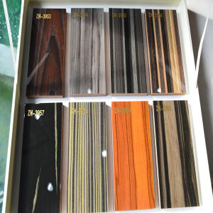 Wooden Board UV MDF for Kitchen Cabinet Door (ZH-3956) pictures & photos