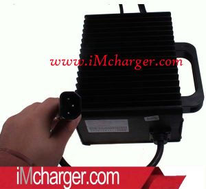 100900 Haulotte Group Replacement 24 V 25 AMP Battery Charger pictures & photos