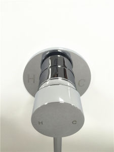Watermark Round Bathroom Shower Mixer Tap (201.66.05) pictures & photos