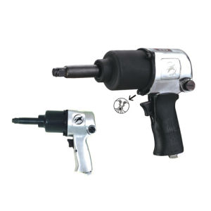 1/2′′ Air Impact Wrench (Twin Hammer) (AT-238LSG|AT-238L) pictures & photos