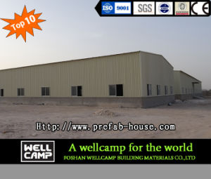 High-Quality Steel Structure Workshop Warehouse/Guangzhou/Foshan pictures & photos