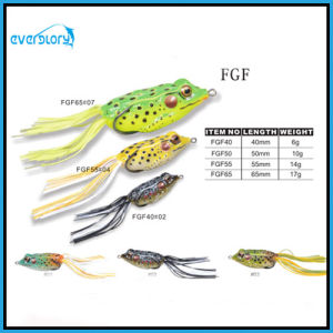 2015 New Model Frog Lure Hand Made and Four Length pictures & photos