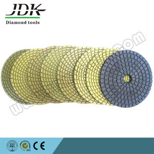 Diamond Wet Polishing Pads for Granite, Grit 100 pictures & photos