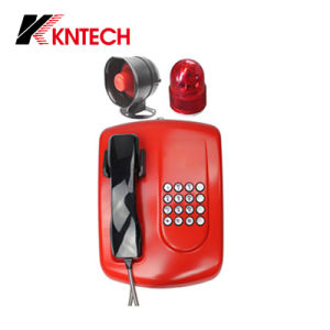 VoIP Public Service Phone Weatherproof Telephone Knzd-04A pictures & photos