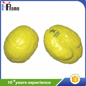 Brain Shaped PU Stress Item pictures & photos