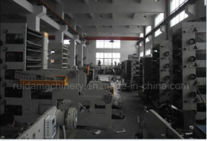 China Flexo Printing Machine for Paper Cup pictures & photos