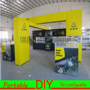 2016 Hot Sell Portable Versatile Reusable Exhibition Stand pictures & photos