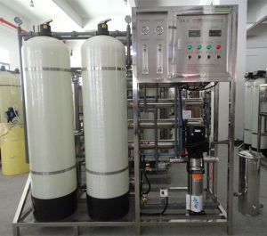 1500lph RO Water Treatment Machine/Drinking Water Purifier Plant pictures & photos