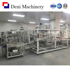 Case Wrapping Machine (Top Loader) pictures & photos