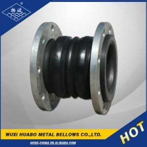 Double Sphere Flanged Rubber Expansion Joints pictures & photos