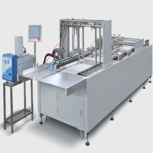 Bag Forming Machine with High Quality pictures & photos