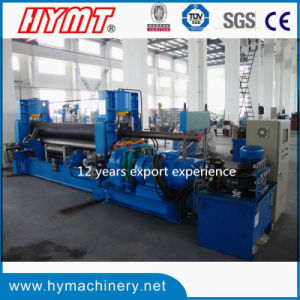 W11S-10X3200 hydraulic three rollers steel plate bending machine pictures & photos