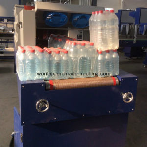 PE, POF, PVC Shrinking Wrapping Machine for Bottles (WD-150A) pictures & photos