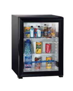 No MOQ Custom Beer Mini Fridge Wine Cabinets Fridge Case Xc-30-G pictures & photos