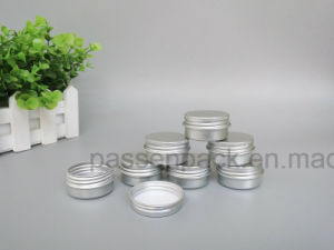 150g Aluminum Tea Tin Box with Screw Cover (PPC-ATC-061) pictures & photos